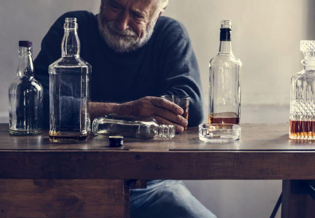 Skutki nadużycia alkoholu